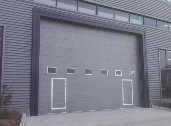 关于工业门的小知识,工业门的分类选型。
